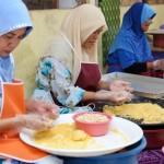 Proses Pembuatan Kuih Raya RaD'MAS